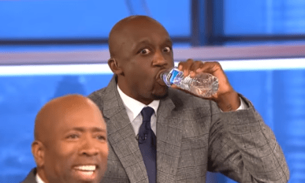 The Inside the NBA Crew Did the Choco Challenge