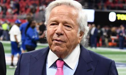 Robert Kraft Facing Charges For Prostitute Solicitation
