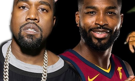 Kanye West Has Chosen Sides in the Tristan Thompson and Jordyn Woods Scandal