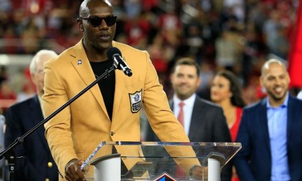 Terrell Owens to be Inducted into the San Francisco 49ers Hall of Fame