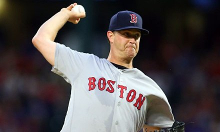 Red Sox Pitcher Steven Wright Has Been Suspended 80 Games for PEDs