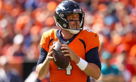 Redskins are Trading for Broncos QB Case Keenum