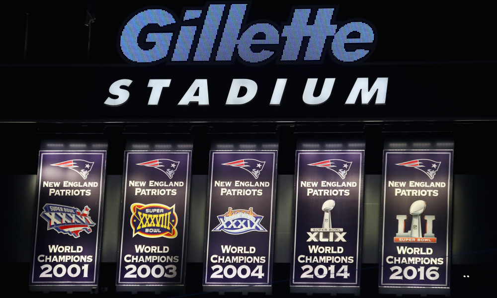 Petition Calls for Gillette to Drop Partnership With Patriots' Stadium