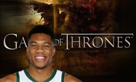 The Greek Freak Has No Idea Where to Watch 'Game of Thrones'