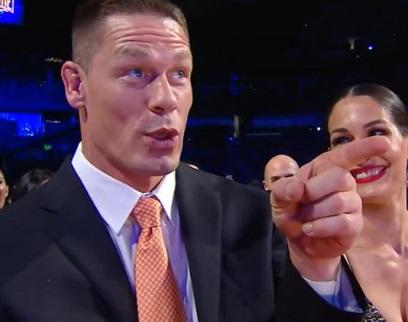 John Cena's Ex Nikki Bella Busted on the Walk of Shame