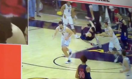 Liberty Player Pulls Off the Flop of the Year