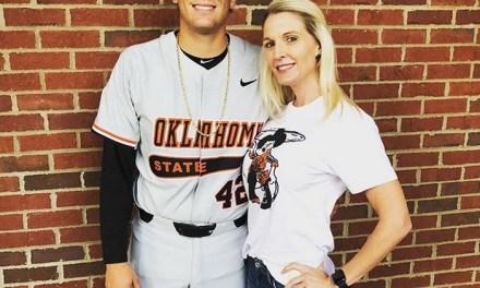Oklahoma State Baseball Player Alix Garcia's Mom Kathy Garcia Straight Flexing On the Gram