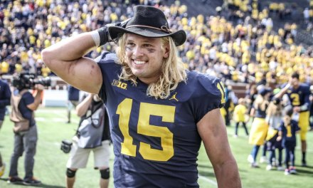 Multiple NFL Teams Asked Chase Winovich about His Date with Madonna's Daughter