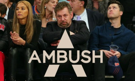 James Dolan Says Banned Knicks Fan Set up Was an 'Ambush'