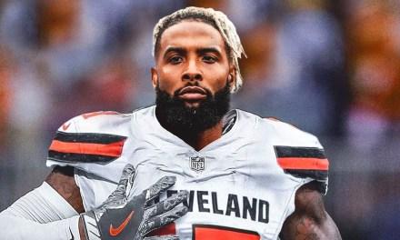 Cleveland Browns Star Odell Beckham Jr. Denies Nightclub Assault