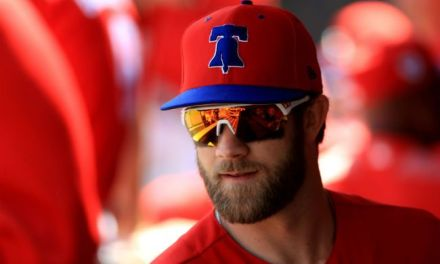 Bryce Harper Says He Never Heard From the Yankees