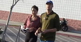 Jared Goff Spotted at Best Buy with His Girlfriend Christen Harper