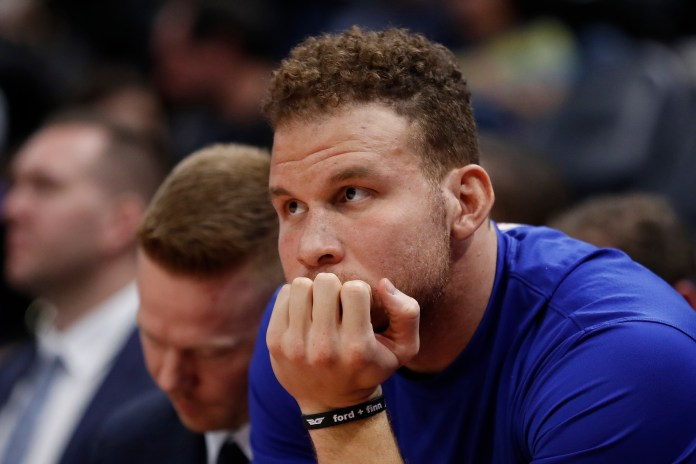 Detroit Pistons and Blake Griffin