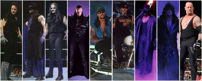 The different shades of Taker