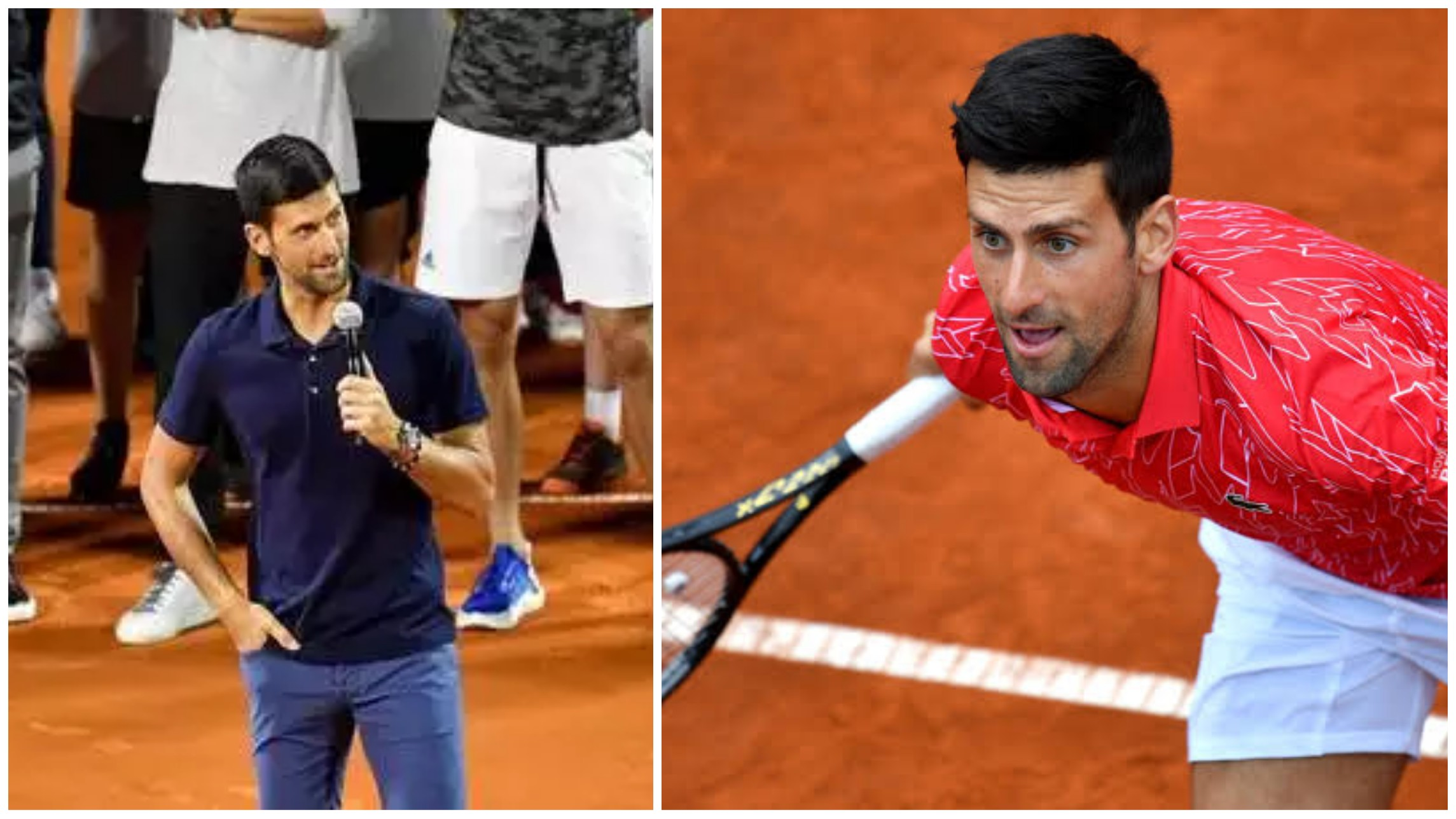Novak Djokovic Hosts 4000 Strong Event Amidst Covid 19 Fears Sports India Show