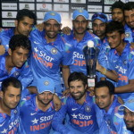 India win series 2-0 as third ODI washed out