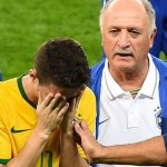 FIFA World Cup 2014 semi-finals : Brazil 1-7 Germany