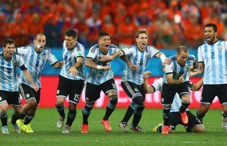 Argentina vs Netherlands
