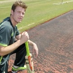 Australia made an artificial pitch for spin practice