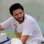 Afridi fined for being unfit