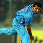 Shami ruled out of Sri Lanka series