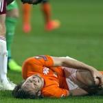 Van Gaal: Daley Blind's injury is not a big fear