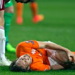 Van Gaal: Daley Blind's injury is not a big fear