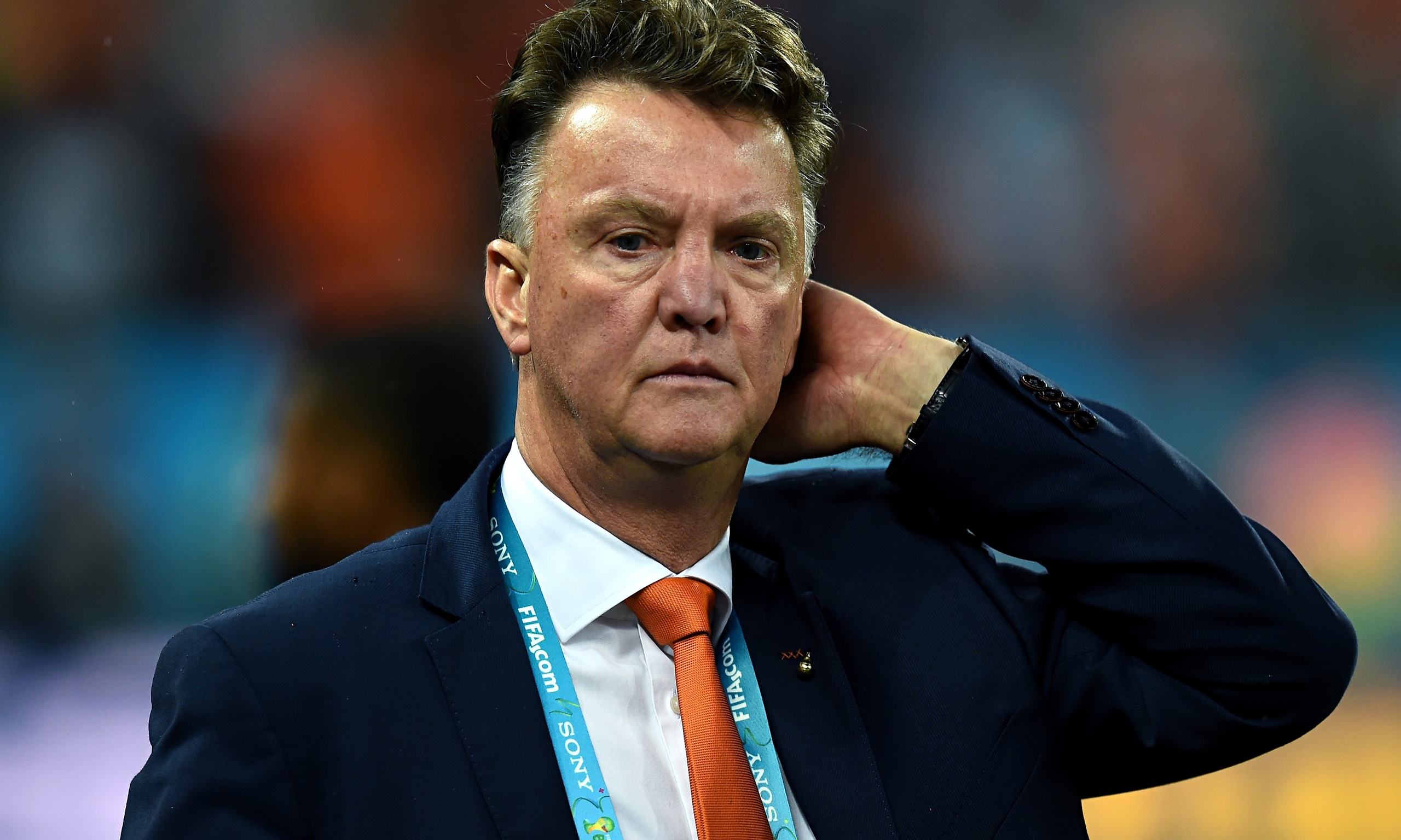 Louis van Gaal justification