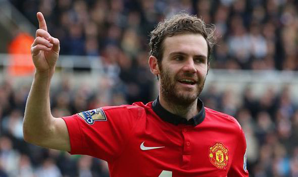 Juan Mata linked with Sevilla
