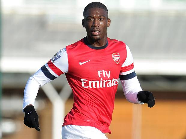 Yaya Sanogo joins Crystal Palace