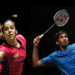 Saina and Srikanth advances to second round