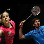 Saina and Srikanth advances to second round