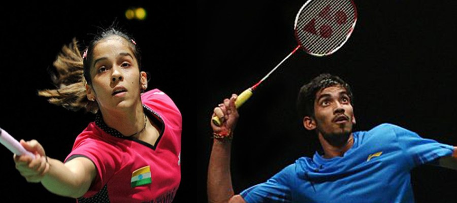 Saina Nehwal and Kidambi Srikanth advances in round 2