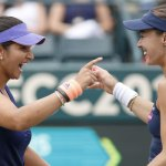 Sania reigns at No.1for two consecutive years