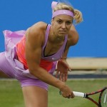 Sabine Lisicki set world record of most number of aces in a singles match