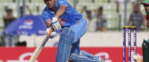 Sourav Ganguly endorses the idea of Dhoni playing at No. 4