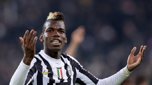 Paul Pogba wants to be in Juventus