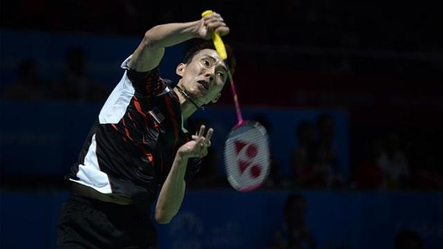 Lee Chong Wei pulled out of the French Open