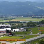 Austrian Grand Prix: Roseberg fastest in FP1