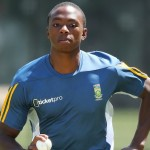 Rabada claims hat-trick on debut