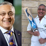 Lord Patel becomes the first British-Asian to join ECB