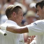Wimbledon 2015: Third day Story