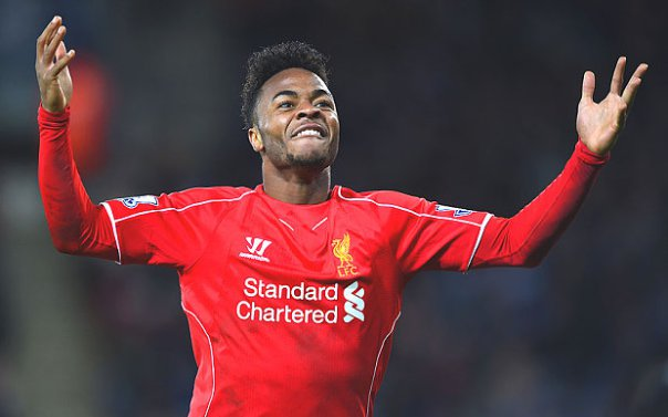 Manchester City signs Sterling  for £49m