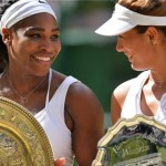 Serena Williams won sixth Wimbledon title