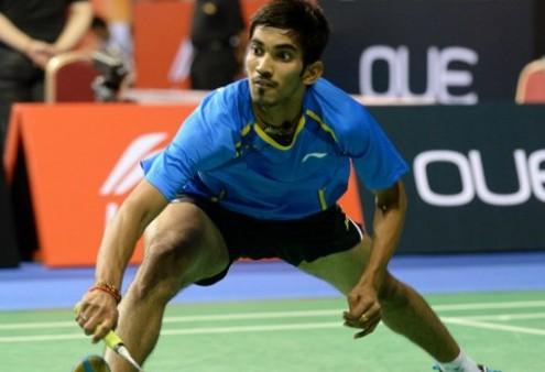 K Srikanth defeated Australia's Michael Fariman