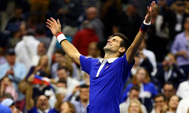 Djokovic won US open 2015