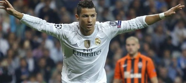 Ronaldo second Hat-Trick in 3 Days