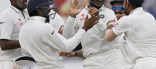 India beats Sri Lanka