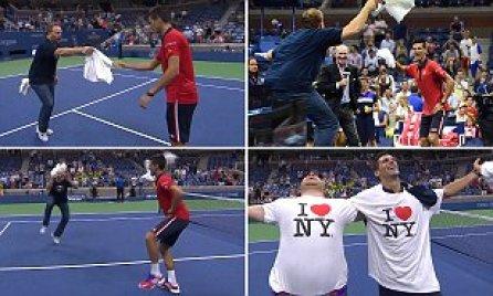 Novak dances 'Gangnam Style' again