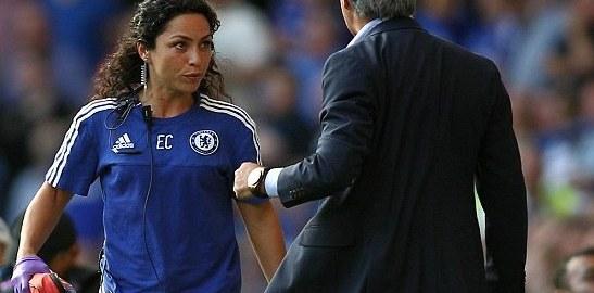 Mourinho abuses doctor Eva Carneiro